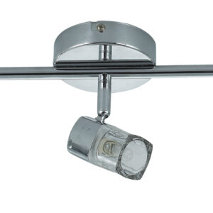 DIAMENT LAMPA SUFITOWA LISTWA 3X40W G9 - 93-19243