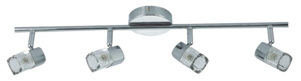 DIAMENT LAMPA SUFITOWA LISTWA 4X40W G9 - 94-19250