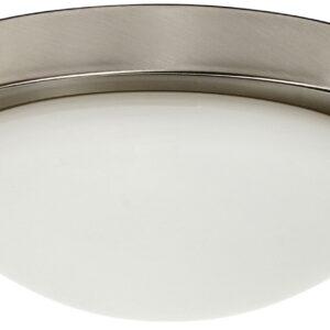 RODA LAMPA SUFITOWA PLAFON 325 E27 2X60W SAT NIKIEL - 13-74037
