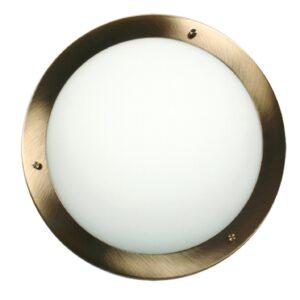 AQUILA LAMPA SUFITOWA PLAFON 32 1X60W E27 PATYNA IP44 - 13-89345