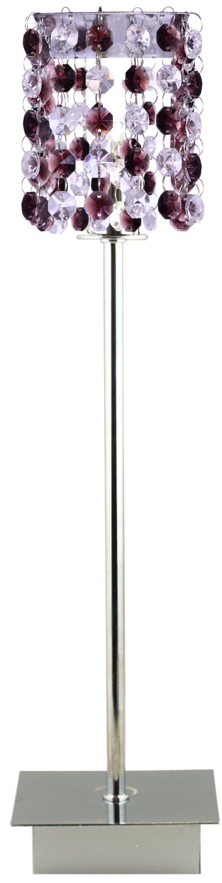 CLASSIC LAMPA GABINETOWA 1X40W G9 BURGUND - 41-97036