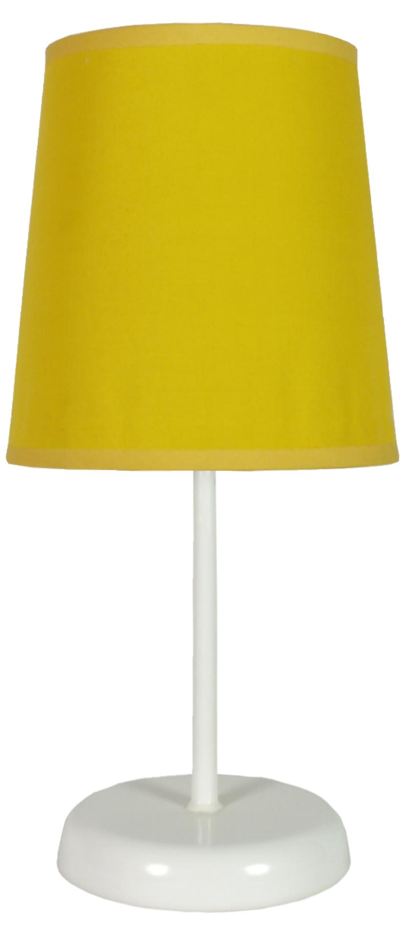 GALA LAMPA 1X40W E14 ŻÓŁTA - 41-98552