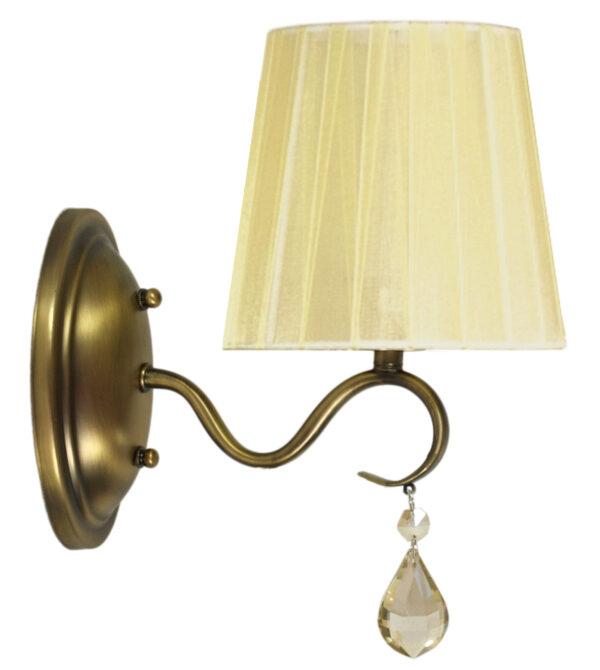 FIESTA LAMPA KINKIET 1X40W E14 - 21-04420