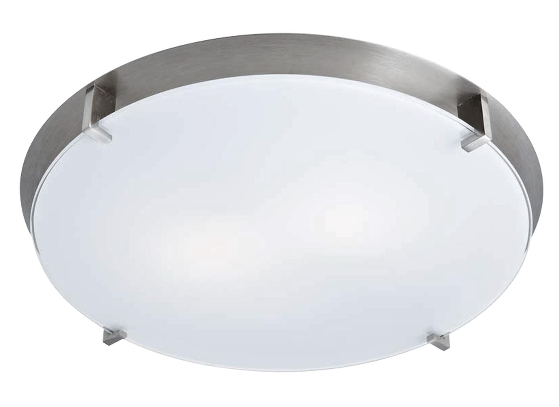 FRENA LAMPA SUFITOWA PLAFON 30 1X60W E27 SATYNA - 12-05410