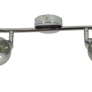 NOVEL LAMPA SUFITOWA LISTWA 4X40W G9 CHROM - 94-06981