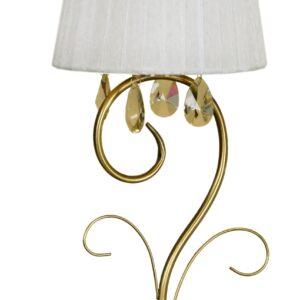 DYNASTY LAMPA 1X40W E14 PATYNA H-58 - 41-09128