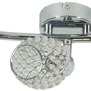 CLEAR LAMPA SUFITOWA LISTWA 3X40W G9 TRANSPARENTNY - 93-09913