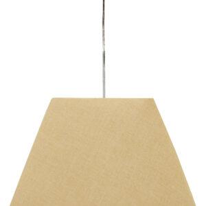 STANDARD LAMPA WISZĄCA 35 1X60W E27 KREMOWY - 31-10018