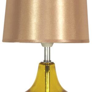 ALLADINA LAMPA 1X40W E14 BURSZTYN - 41-10933