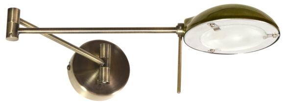 LARGO LAMPA KINKIET 1X28W G9 PATYNA - 21-20239