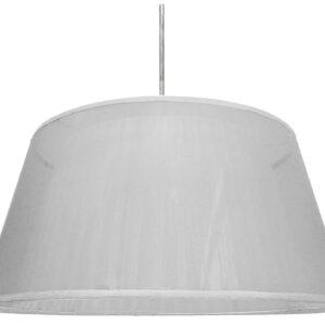 CHARLIE LAMPA WISZĄCA 45 1X60W E27 BIAŁY - 31-24800