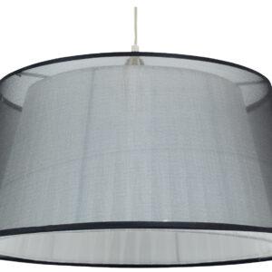 CHARLIE LAMPA WISZĄCA 45 1X60W E27 CZARNY - 31-24824