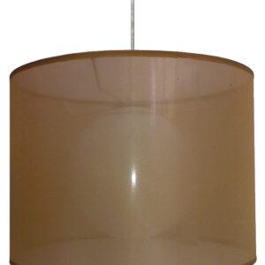 CHICAGO LAMPA WISZĄCA 37 1X60W E27 ZŁOTY - 31-24893