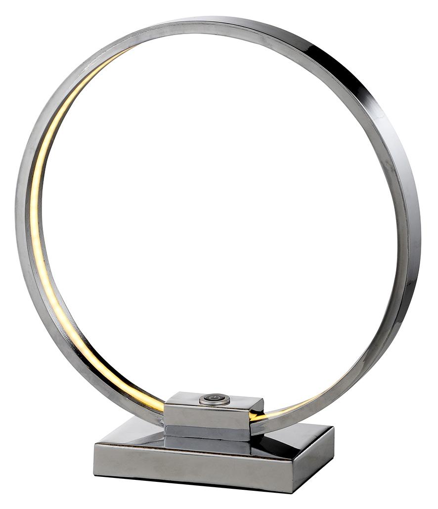 CIRCLE LAMPA GABINETOWA 9W LED CHROM - 41-25210