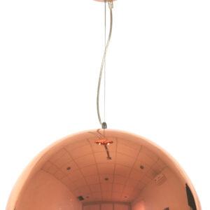 AMALFI LAMPA WISZĄCA 40 1X60W E27 MIEDZIANY - 31-26392