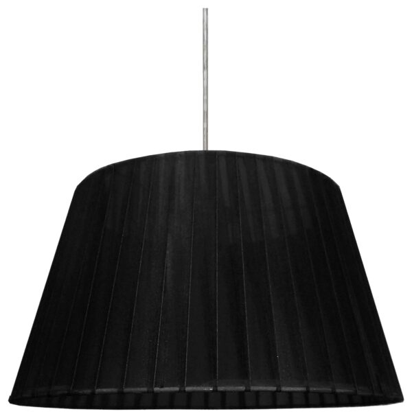 TIZIANO LAMPA WISZĄCA 37 1X60W E27 CZARNY - 31-27122