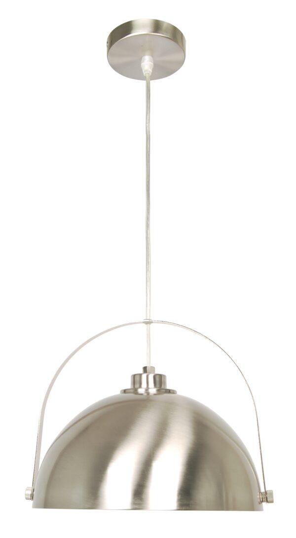 TERO LAMPA WISZĄCA 28,5 1X60W E27 SATYNA - 31-28105