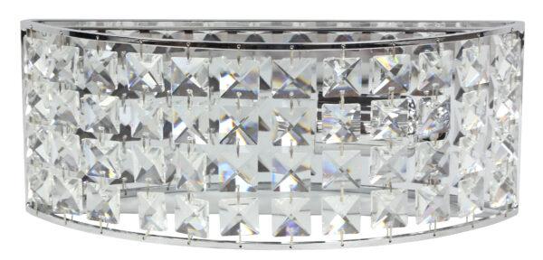 LORDS LAMPA KINKIET 1X40W E14 CHROM - 21-37909