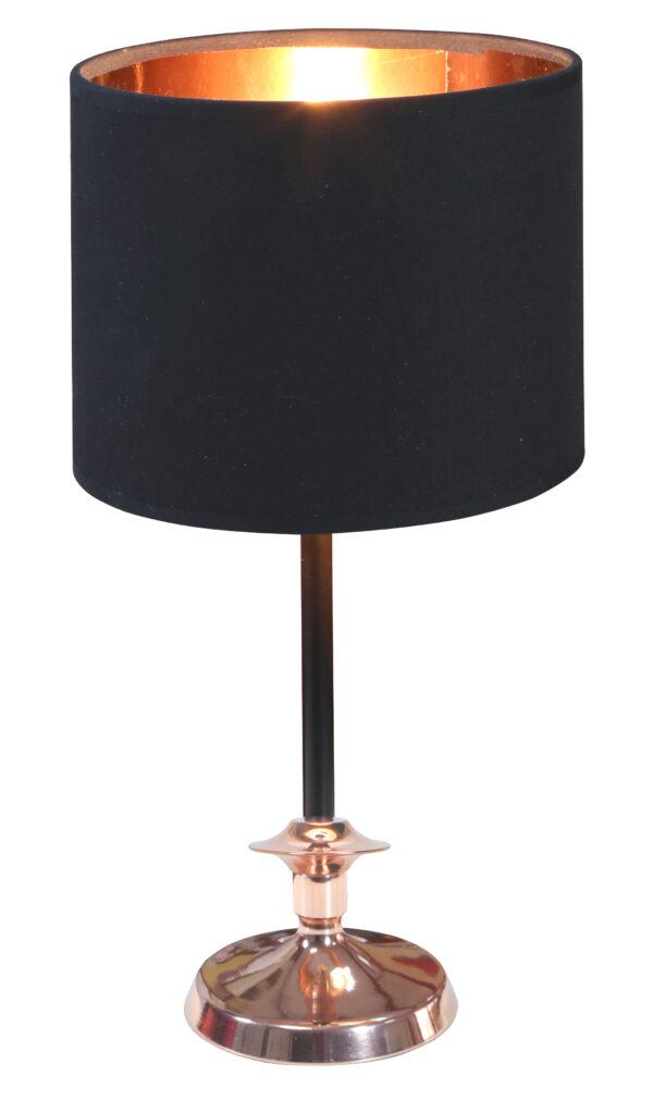 VIOLINO LAMPA GABINETOWA 1X40W E14 CZARNY - 41-38784