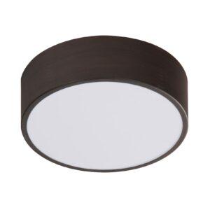 ZIGO LAMPA SUFITOWA PLAFON 16W LED 6500 K METAL WENGE 330X80MM - 13-39507