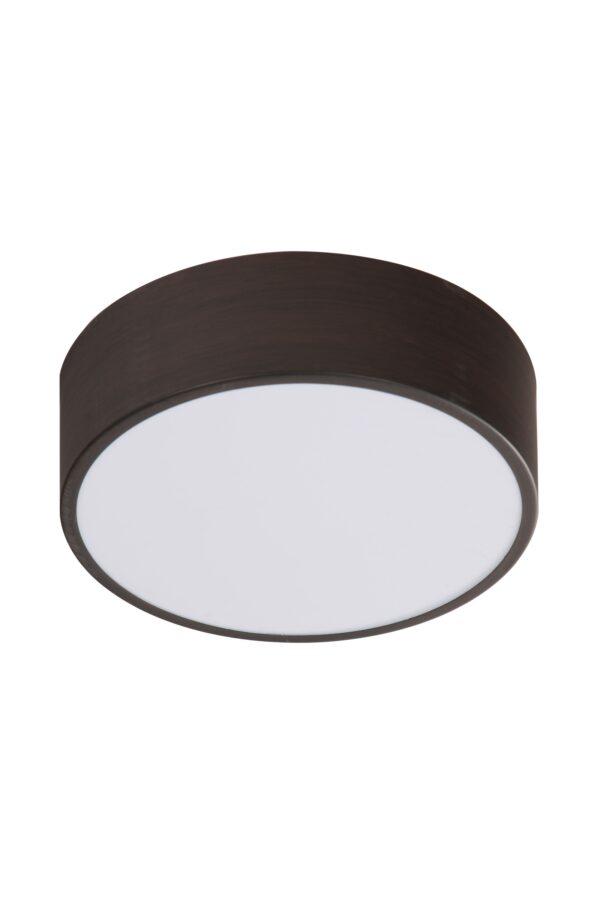 ZIGO LAMPA SUFITOWA PLAFON 10W LED 6500 K METAL WENGE 250X80MM - 10-39545