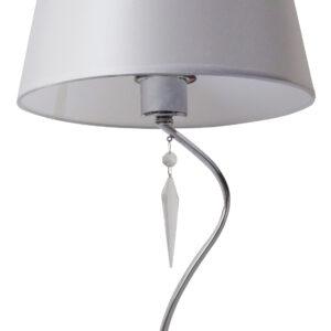 ANSA LAMPA GABINETOWA 1X60W E27 CHROM - 41-40527