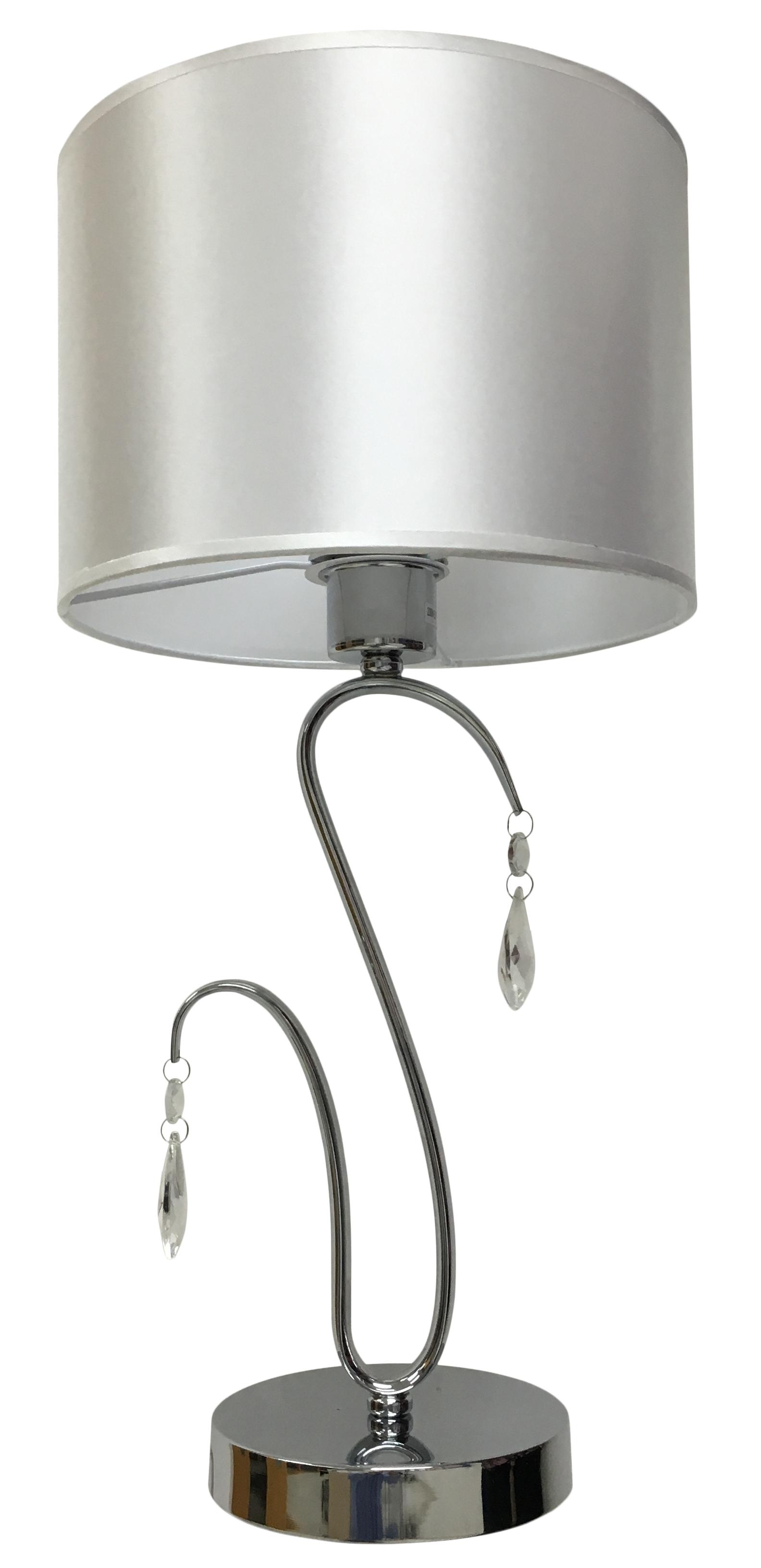 CARMEN LAMPA GABINETOWA 1X60W E27 CHROM - 41-40602