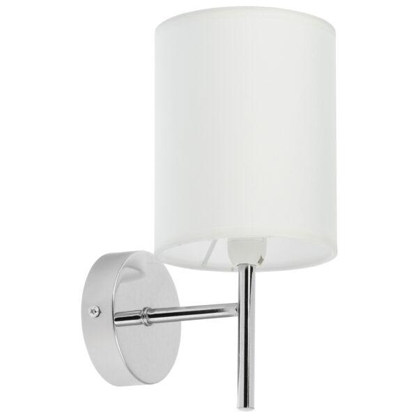 YAN LAMPA KINKIET 1X40W E14 CHROM - 21-45249