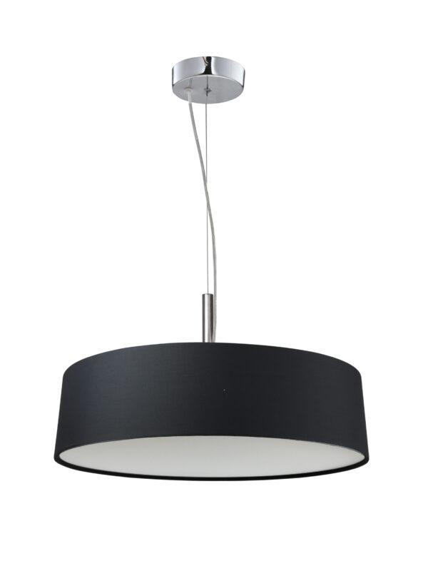 BLUM LAMPA WISZĄCA 3X60W E27 CZARNY - 31-47311