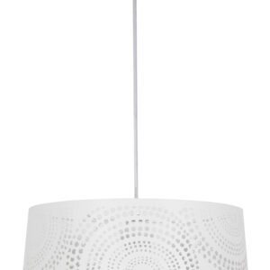 ORLANDO LAMPA WISZĄCA 35 KROPKI 1X60W E27 BIAŁY - 31-49100