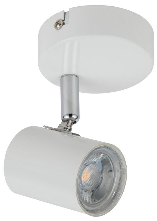 HALLEY LAMPA KINKIET 1X4W LED BIAŁY - 91-49520