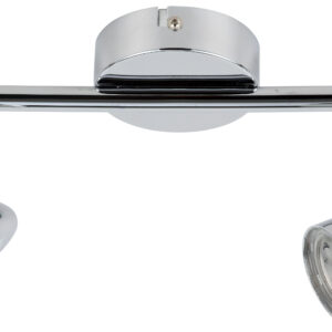 LIBERTY LAMPA SUFITOWA LISTWA 2X4W LED CHROM - 92-49575