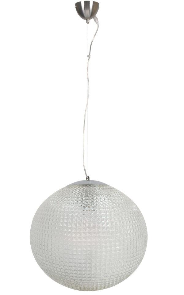 LUCIDA LAMPA WISZĄCA 35 1X60W E27 BEZBARWNY - 31-51165