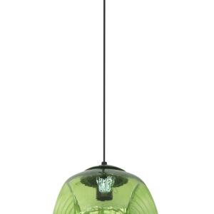 CLUB LAMPA WISZĄCA 28 1X60W E27 ZIELONY - 31-51226