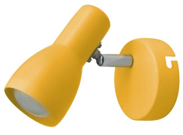PICARDO LAMPA KINKIET 1X40W E14 MUSZTARDOWY - 91-52391