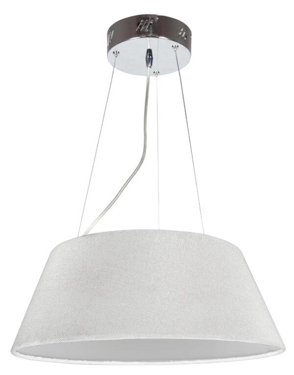 GUSTO LAMPA WISZĄCA OKRĄGŁY 40 19W LED KREMOWY - 31-53183