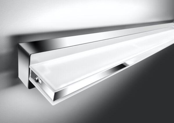 SUMO LAMPA SUFITOWA LISTWA LED 60 CM 12W STAL NIERDZEWNA - 21-53268