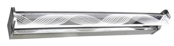 BATIK LAMPA SUFITOWA LISTWA LED 80 CM 14W STAL NIERDZEWNA - 21-53329