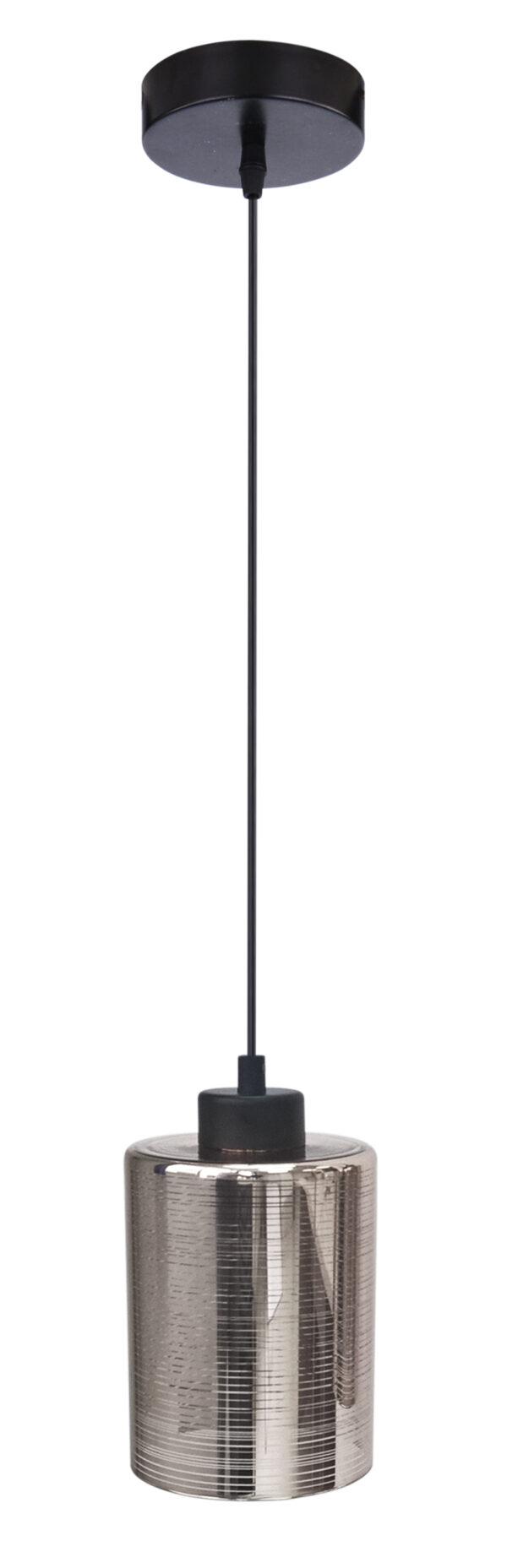 COX LAMPA WISZĄCA 12 1X60W E27 CHROM - 31-53862