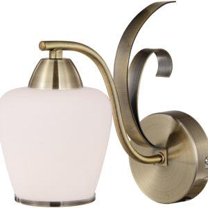 OPERA LAMPA KINKIET 1X60W E27 PATYNA - 21-54944
