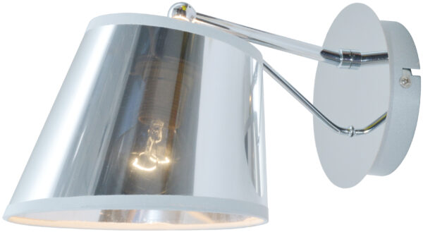 CORTEZ LAMPA KINKIET 1X40W E14 CHROM - 21-55002