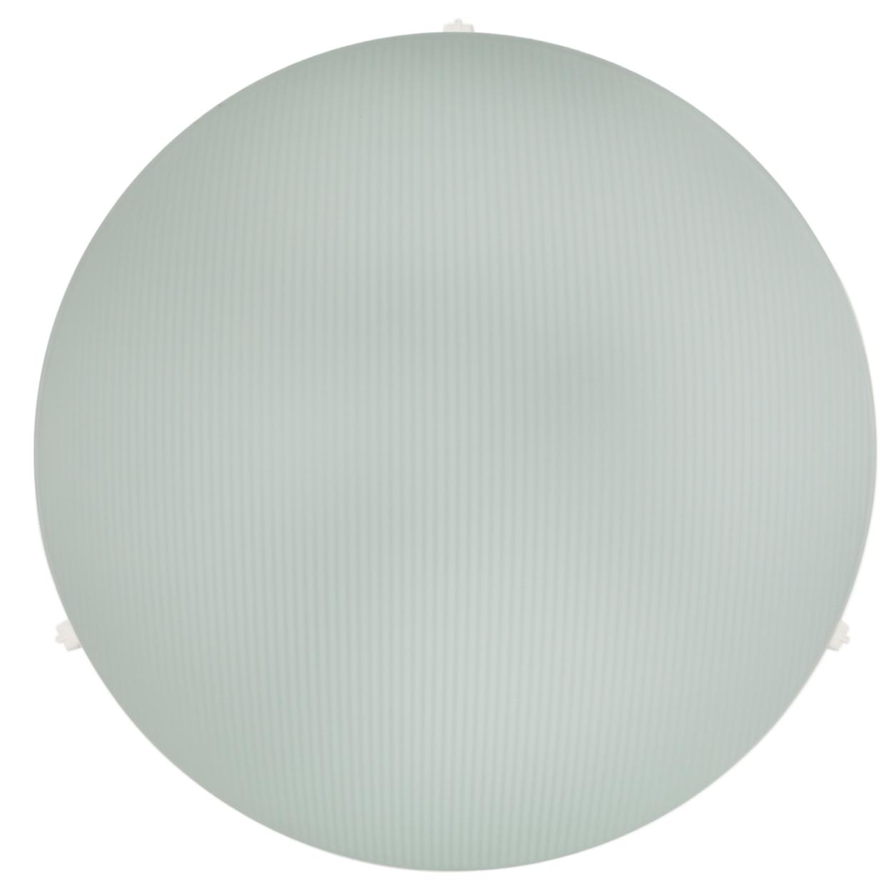 MICRON LAMPA SUFITOWA PLAFON 30 UCHWYT BIAŁY 1X60 W E27 - 13-55231