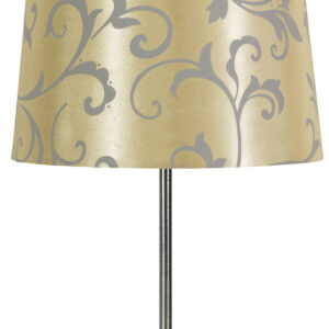 AROSA LAMPA 1X40W E14 BEŻOWY - 41-55859