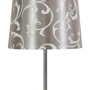 AROSA LAMPA 1X40W E14 SZARY - 41-55880