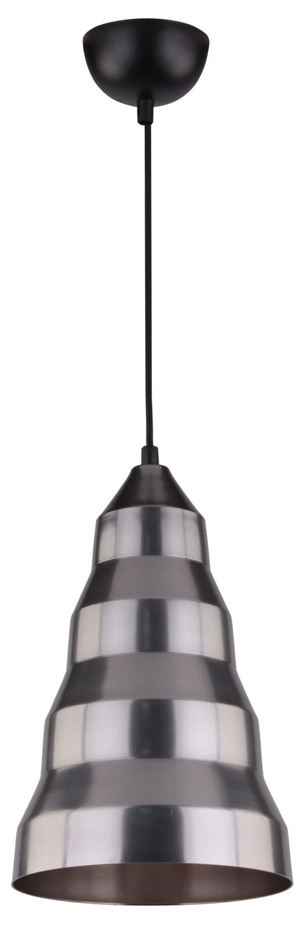 VESUVIO LAMPA WISZĄCA 20 1X40W E27 SZARY - 31-58577