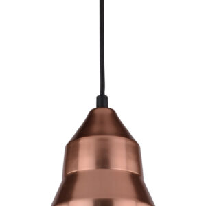 VESUVIO LAMPA WISZĄCA 20 1X40W E27 MIEDZIANY - 31-58584