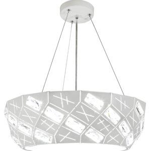 GLANCE LAMPA WISZĄCA 36 4X40W G9  Z ŻARÓWKĄ BIAŁY - 31-59154