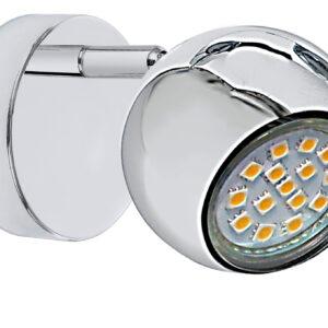 BALT LAMPA KINKIET 1 X MAX 50W GU10 CHROM BEZ ŻARÓWEK - 91-60563