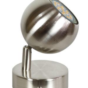 BALT LAMPA KINKIET 1 X MAX 50W GU10 SATYNA BEZ ŻARÓWEK - 91-60594