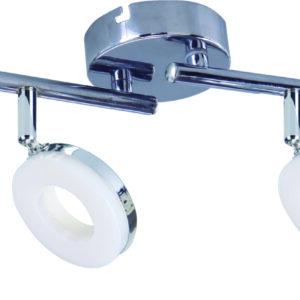 THEMA LAMPA SUFITOWA LISTWA 4X5W LED CHROM - 94-60792